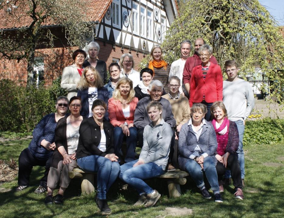 Das Team von FloraFarm Ginseng in Bockhorn bei Walsrode