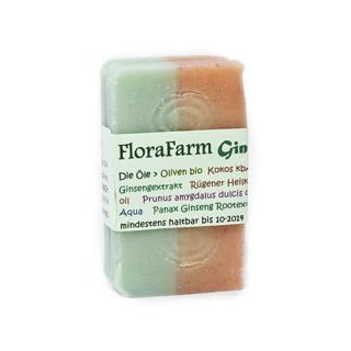 FloraFarm ginseng soap, approx. 85 g