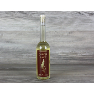 Ginseng Elixier - limited edition, 200 ml