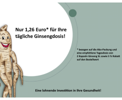 Ginseng SL subscription: installment purchase, 700...